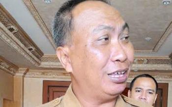 Wakil Walikota Palangka Raya, Mofit Saptono Subagio