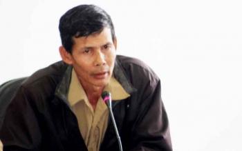 Kades Bangun Harja Mengaku Kapok Terima Parsel dari Perusahaan Sawit
