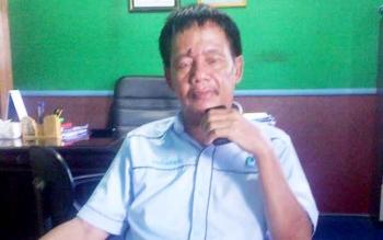 Direktur PDAM Buntok, Mariyanto