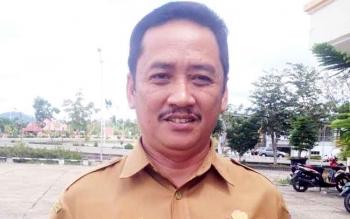 Kepala Dinas Perumahan, Kawasan Pemukiman dan Pertanahan Murung Raya, Mura, Ferry Hardi