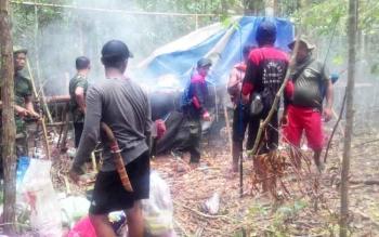 Razia Tambang Liar di TNTP akan Libatkan Polisi