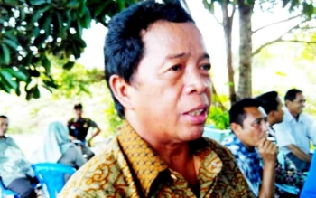 Kepala Dinas Pendidikan Kabupaten Pulang Pisau Satria During.