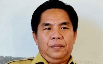 Kepala BPBD Kabupaten Katingan, Icing.