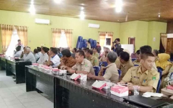 BNK Sukamara Giatkan Patroli Bersama Antisipasi Remaja Ngelem