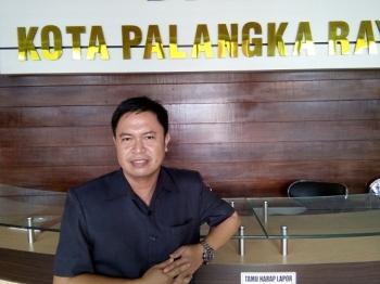 Anggota DPRD Kota Palangka Raya, AT Prayer