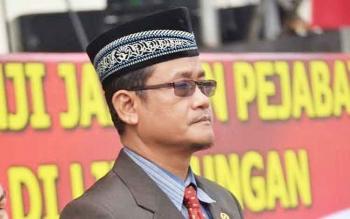 Ketua Pengadilan Negeri Muara Teweh, Suparna