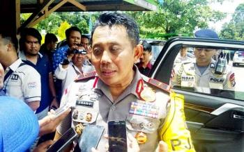 Kapolda Kalteng Brigadir Jenderal Anang Revandoko