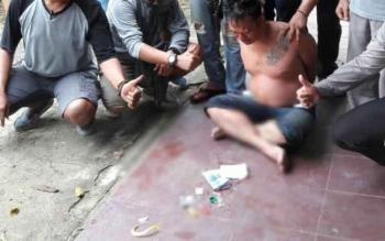 Polisi Temukan Sabu di Tangan Debt Colector Pengeroyok Anggota TNI
