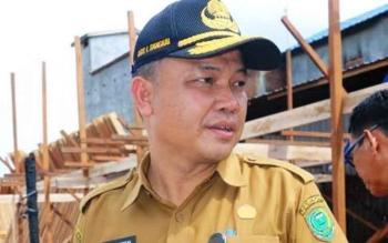 Kepala DPMPTSP Pulang Pisau, Usis I. Sangkai