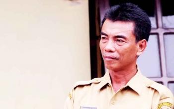 Kepala Dinsos PMD Kabupaten Barito Utara Sugianto Panala Putra