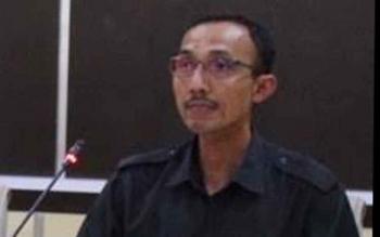Kepala Bidang Statistik Distribusi BPS Kalteng Bambang Supriono