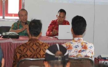 Kecamatan Seruyan Hilir menggelar diskusi dan pelatihan mengenai tata cara pelaksanaan musyarawah desa.