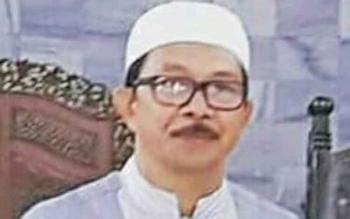 Mantan Wakil Bupati Katingan, Surya.