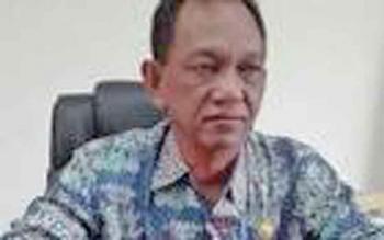 Kepala Disporaparbud Kabupaten Barito Selatan Raden Sudarto