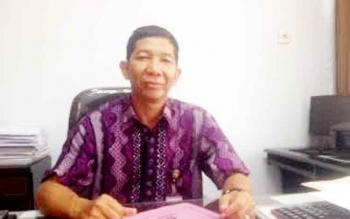 Kepala Bulog Subdivre Pangkalan Bun Muhammad Soleh