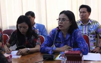 Salah satu pejabat dinas Perindag Kalteng, Jenta, menampik adanya kemungkinan adanya kartel cabai