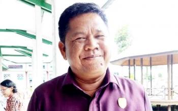 Wakil Ketua I DPRD Kabupaten Sukamara, Daman Huri.