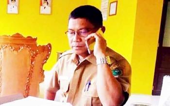 Pelaksana Tugas Kepala Dinas Kominfo Kabupaten Pulang Pisau M Isyafi