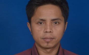 Kepala Desa Tahujan Ontu, Iyusmanto.