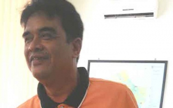Rojikinnor,Kepala Dinas PRKP Kota Palangka Raya
