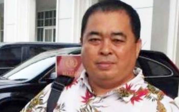 Ketua Asosiasi Parkir Kotim, Audy Valent.