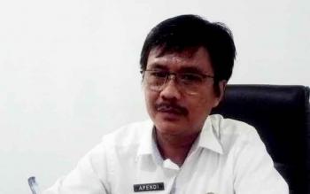 Plt Kepala Dinas Kesehatan Kapuas Apendy.