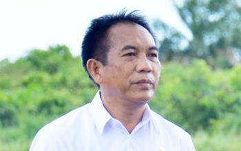 Kepala Dinas Perhubungan Kabupaten Murung Raya, Krisna Dehen