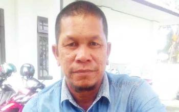 Anggota DPRD Kabupaten Kapuas, Lawin.\\r\\n