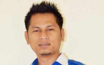 Ketua DPD KNPI Kabupaten Murung Raya Bakti Yusuf Irawandi