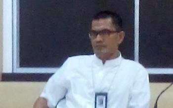 Kepala Badan Pusat Statistik Kalteng Hanif Yahya