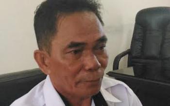 Kepala Dinas Sosial Kabupaten Gunung Mas Budhy