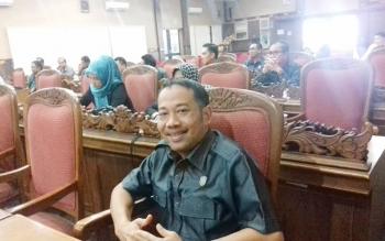 Handoyo J Wibowo, Ketua Komisi I DPRD Kotim