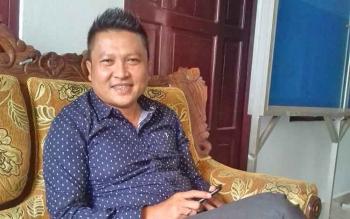 Ketua Baleg DPRD Kotim Dadang H Syamsu