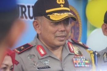 Kapolda Kalteng Bigjen Polisi Anang Revandoko