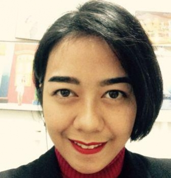 Anggota DPRD Kapuas asal Dapil Kapuas IV Poetry Gita Oktonovianty