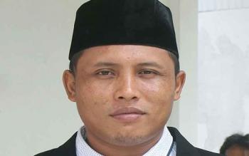 Kusnanto, anggota DPRD Kapuas dari Partai Nasional Demokrat.