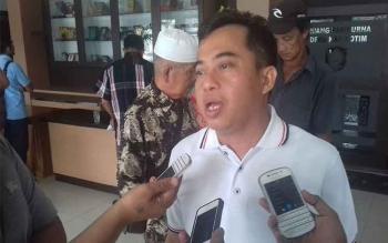 Rimbun, Ketua Komisi III DPRD Kotawaringin Timur