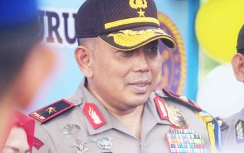 Kapolda Kalteng Brigjen Polisi Anang Revandoko
