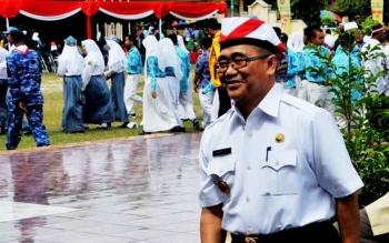 Penjabat Bupati Kobar, Nurul Edy