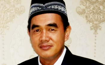 Anggota DPRD Kabupaten Mura, Sirajul Rahman.