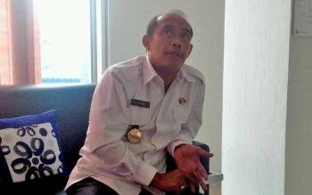 Kepala Badan Narkotika Nasional Provinsi (BNNP) Kalteng Kombes Pol Triwarno Atmojo