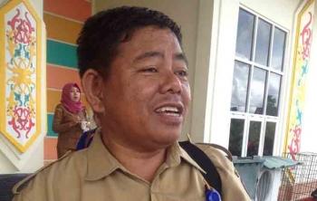 Kepala Dinas Informasi Statistik dan Persandian Kabupaten Murung Raya, Bimo Santoso