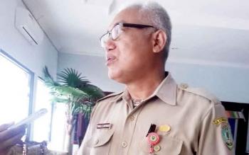 Kepala Dinas Kesehatan Kotim, dr Faisal Novendra Cahyanto.