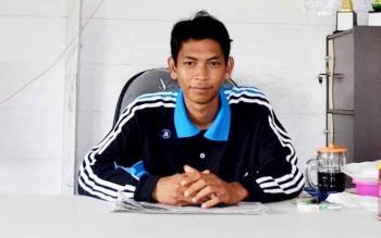Kepala Desa Pematang Limau, Juharto.