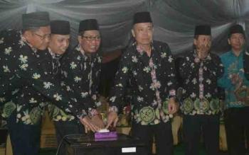 Pembukaan STQ ke II Kabupaten Katingan.
