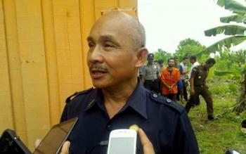 Sukah L Nyahun, penasihat hukum tersangka, Rendi alias Pumpung.