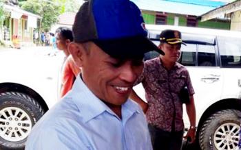 Kepala Dinas Kesehatan Kabupaten Murung Raya Suria Siri