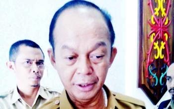 Kepala Dishut Kalteng Sipet Hermanto.