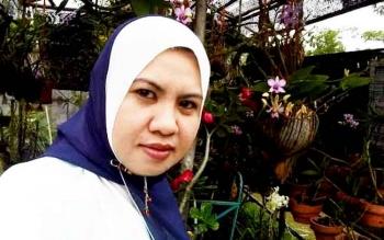 Anggota DPRD Kabupaten Kapuas, Noni Ermawati.