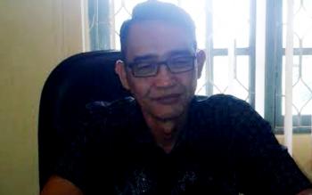 Kepala BPN Murung Raya, Eka Jarang Mula
